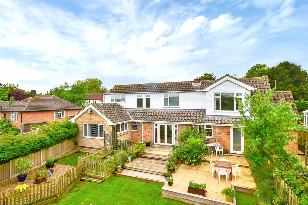 4 Bedrooms Detached House for sale in Sandy Lane, Scalford, Melton Mowbray