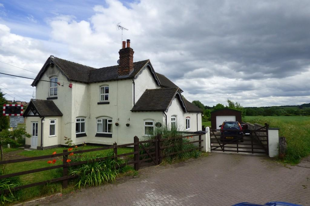 4 Bedrooms Detached House for sale in Stone Road, Bramshall