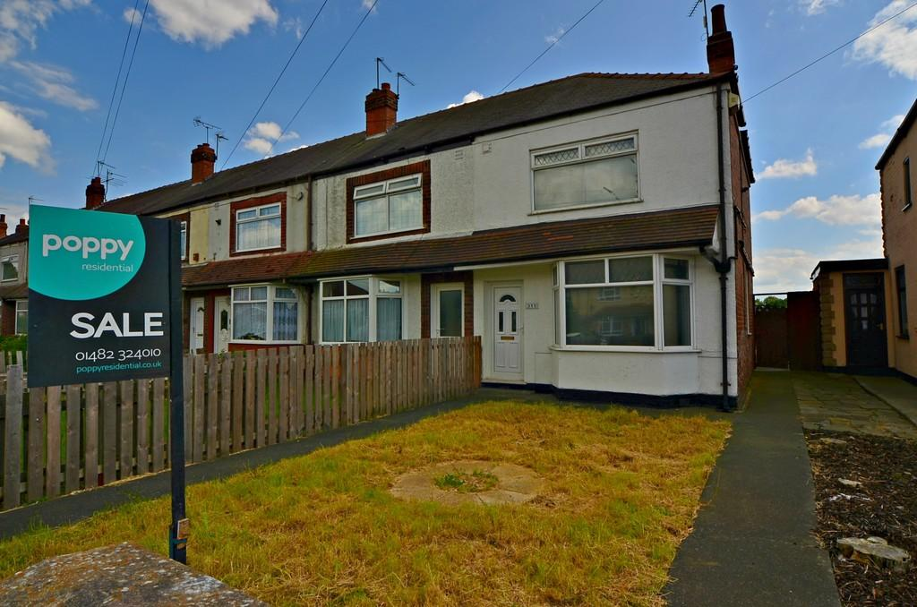 3 Bedrooms Terraced House for sale in 311 Endike Lane, Hull