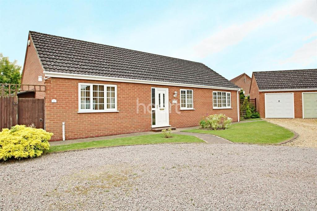 3 Bedrooms Bungalow for sale in St Edmunds Drive, Emneth