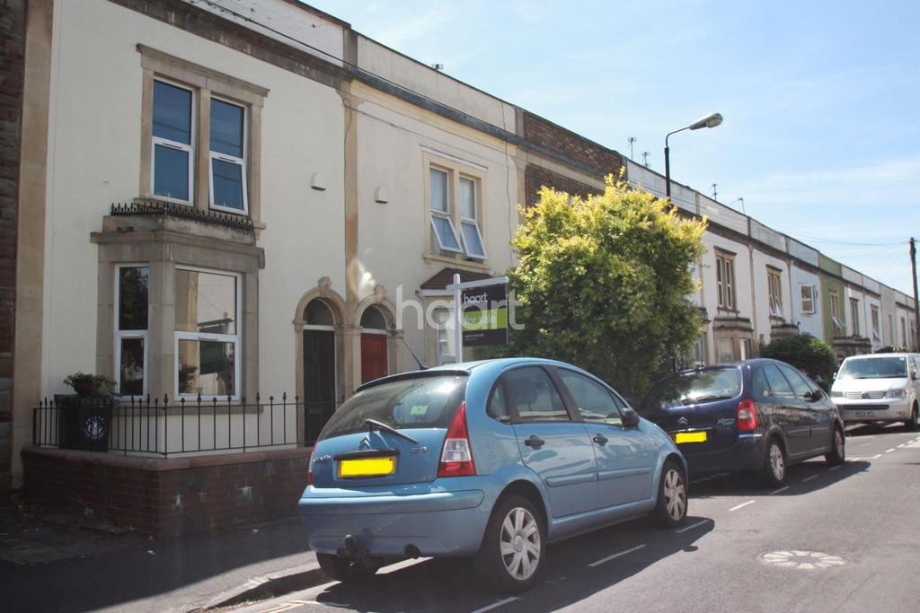3 Bedrooms End Of Terrace House for sale in Thomas Street, Bristol, BS2