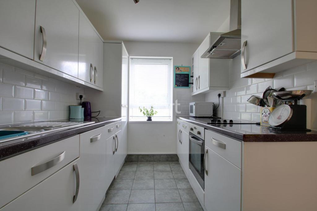 2 Bedrooms Flat for sale in Burrows Court, Lumbertubs, Northampton