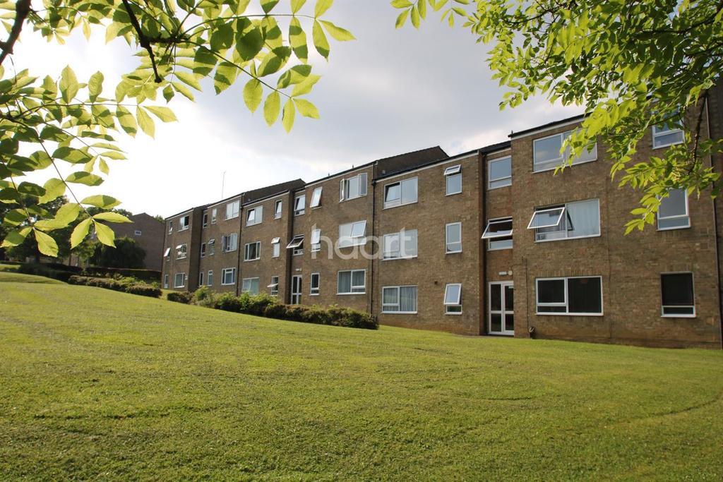 2 Bedrooms Flat for sale in Burrows Court, Lumbertubs, Northampton