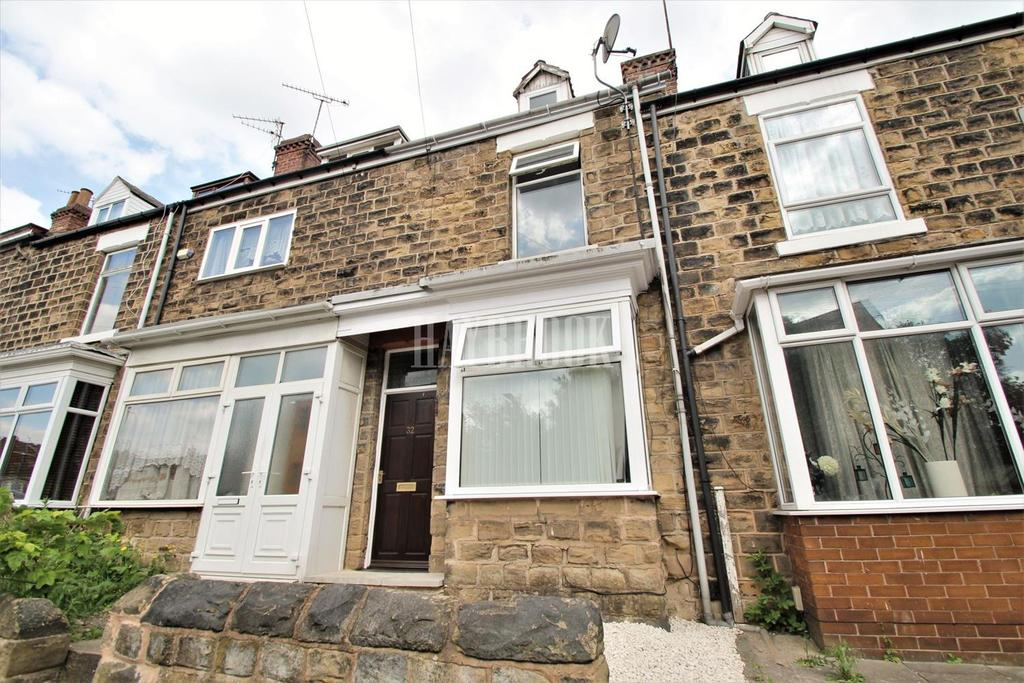 3 Bedrooms Terraced House for sale in Cromwell Road, Mexborough