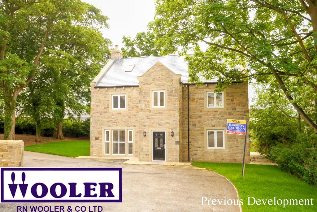 4 Bedrooms Detached House for sale in Plot 3 Hawthorne Park, Bradley