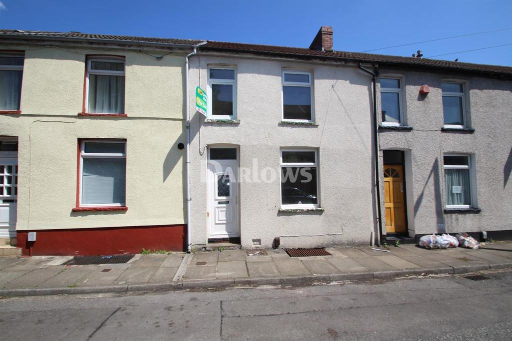 3 Bedrooms Terraced House for sale in Cliff Terrace, Treforest