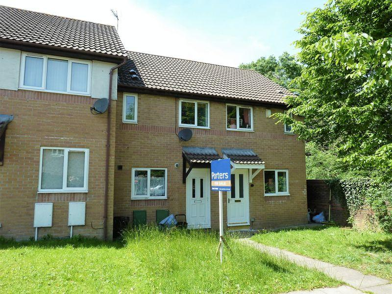 2 Bedrooms Terraced House for sale in Banc Yr Allt Llangewydd Court Bridgend CF31 4RH