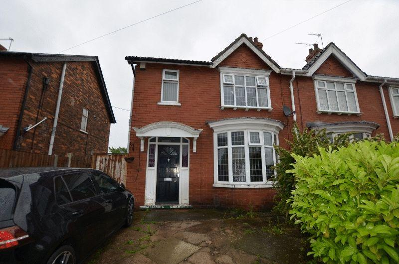 3 Bedrooms Semi Detached House for sale in Webster Avenue, Scunthorpe