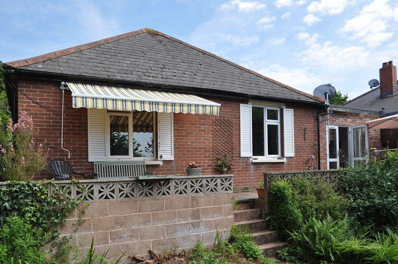 4 Bedrooms Detached Bungalow for sale in Heavitree, Exeter