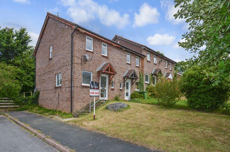 2 Bedrooms End Of Terrace House for sale in Fouracre Way, Kingsteignton
