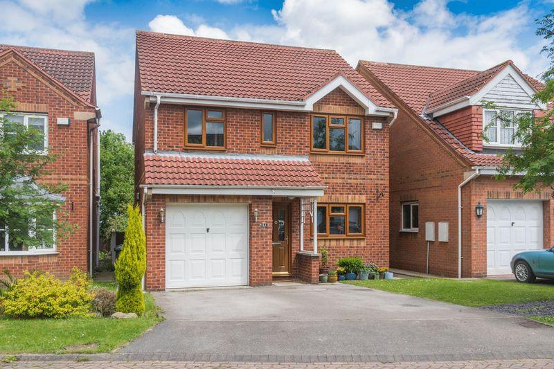 4 Bedrooms Detached House for sale in Norwood Drive, Brierley S72 9EG - Countryside Views To The Rear