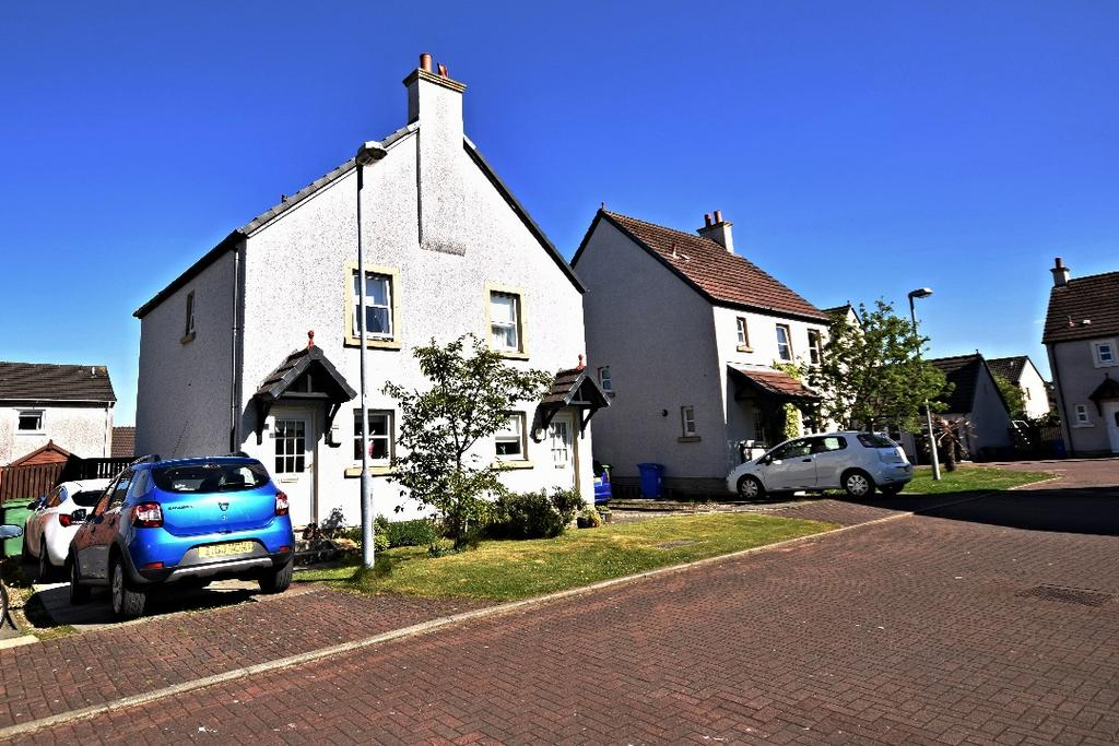 2 Bedrooms Villa House for sale in Castle Square, Ayr, South Ayrshire, KA7 4JN