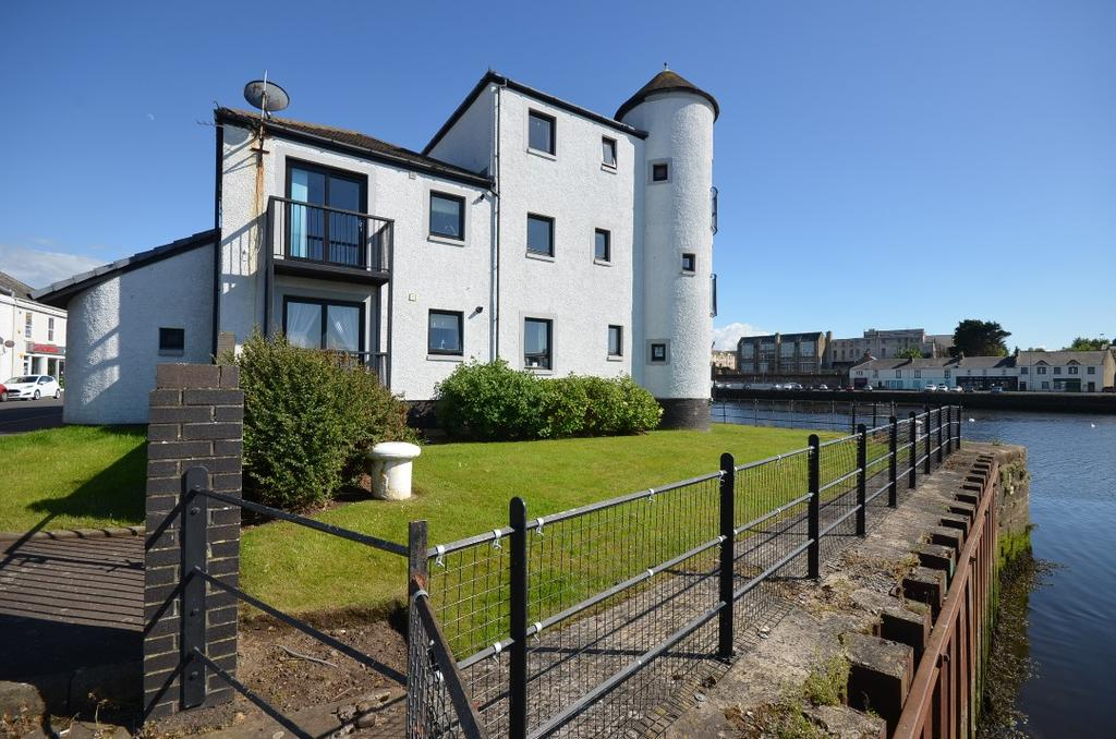 2 Bedrooms Apartment Flat for rent in Mariners Wharf, North Harbour Street, Ayr, Ayrshire, KA8 8AA