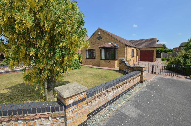 3 Bedrooms Detached Bungalow for sale in 41 Castleview, Tattershall