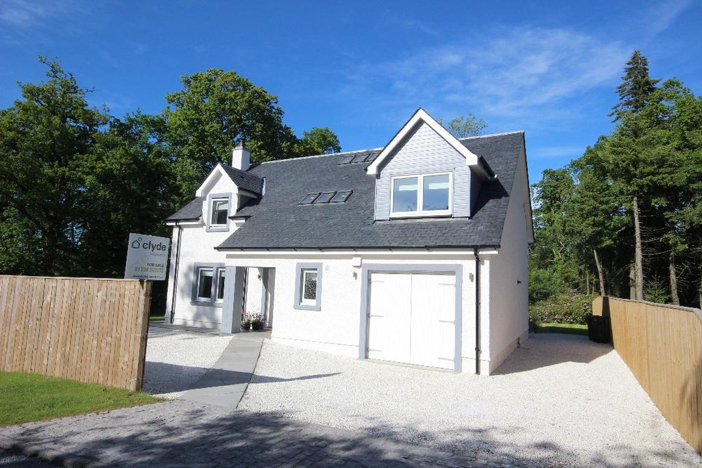 4 Bedrooms Detached House for sale in Tullibardine , Aucthterarder , Perthshire , PH3 1JU