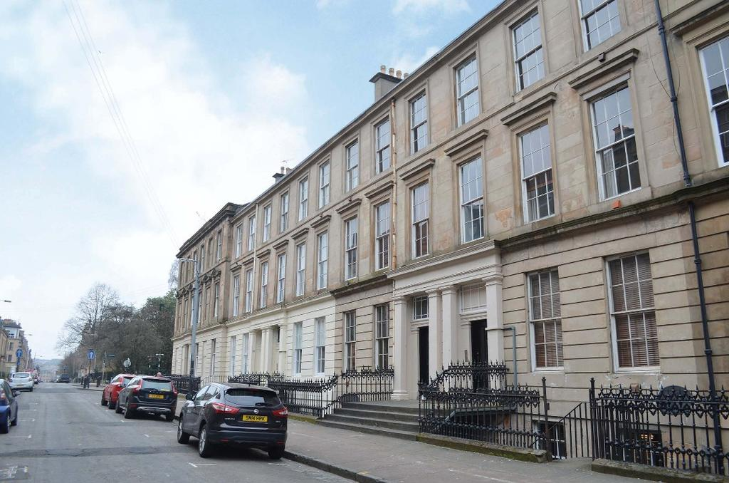 2 Bedrooms Flat for sale in West Princes Street, Flat B/2, Woodlands, Glasgow, G4 9BP