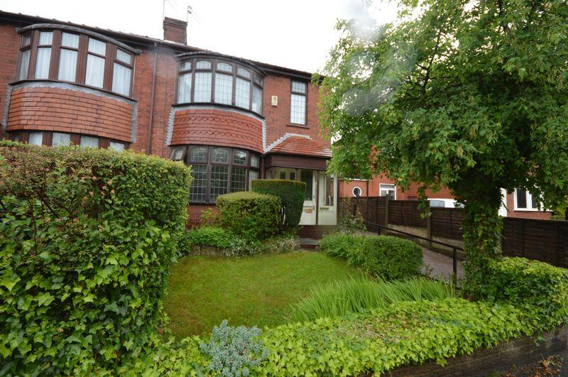 3 Bedrooms Semi Detached House for sale in Broadway, Manchester