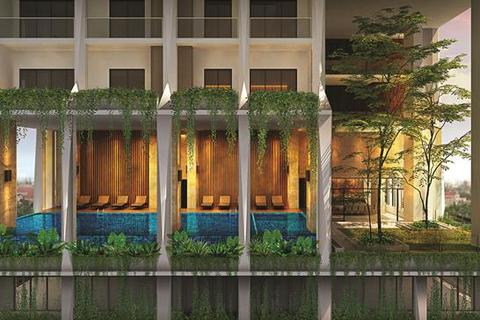 1 bedroom block of apartments  - Embassy Central - Quintessentially Stylish Living
