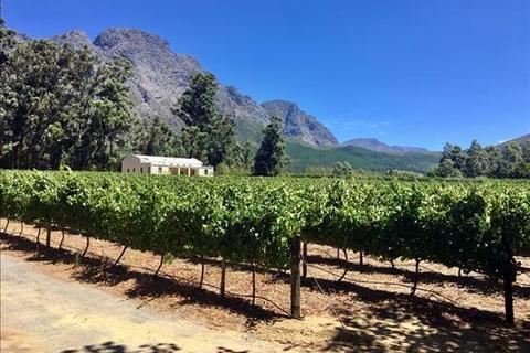 2 bedroom farm house  - Franschhoek, Cape Town