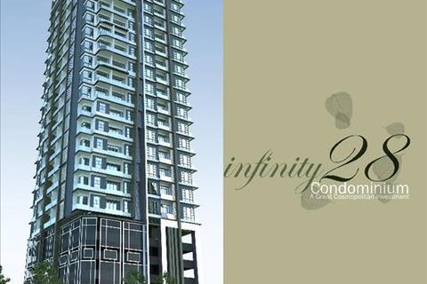1 bedroom block of apartments  - Modern highrise condominiums located in Chroy Changva