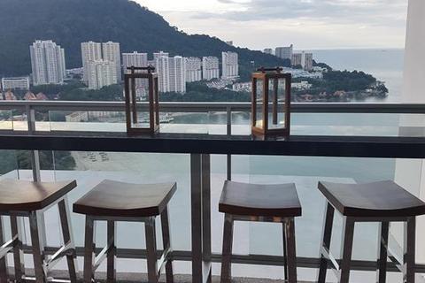 6 bedroom penthouse  - Infinity, Tanjung Bungah, Penang