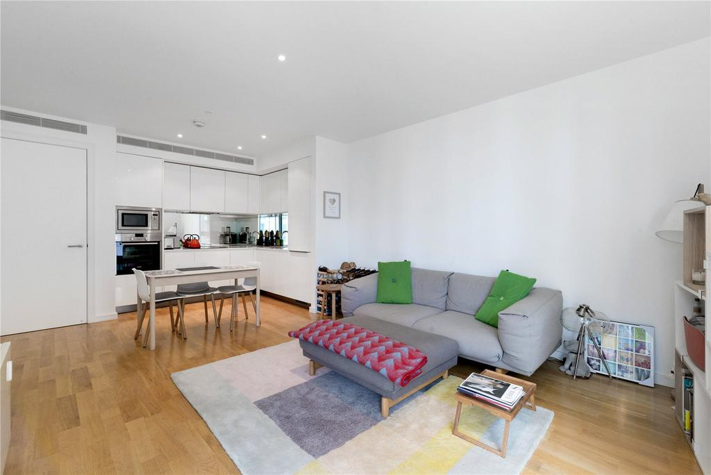 2 Bedrooms Flat for sale in Eastfields Avenue, Riverside Quarter, Wandsworth, SW18
