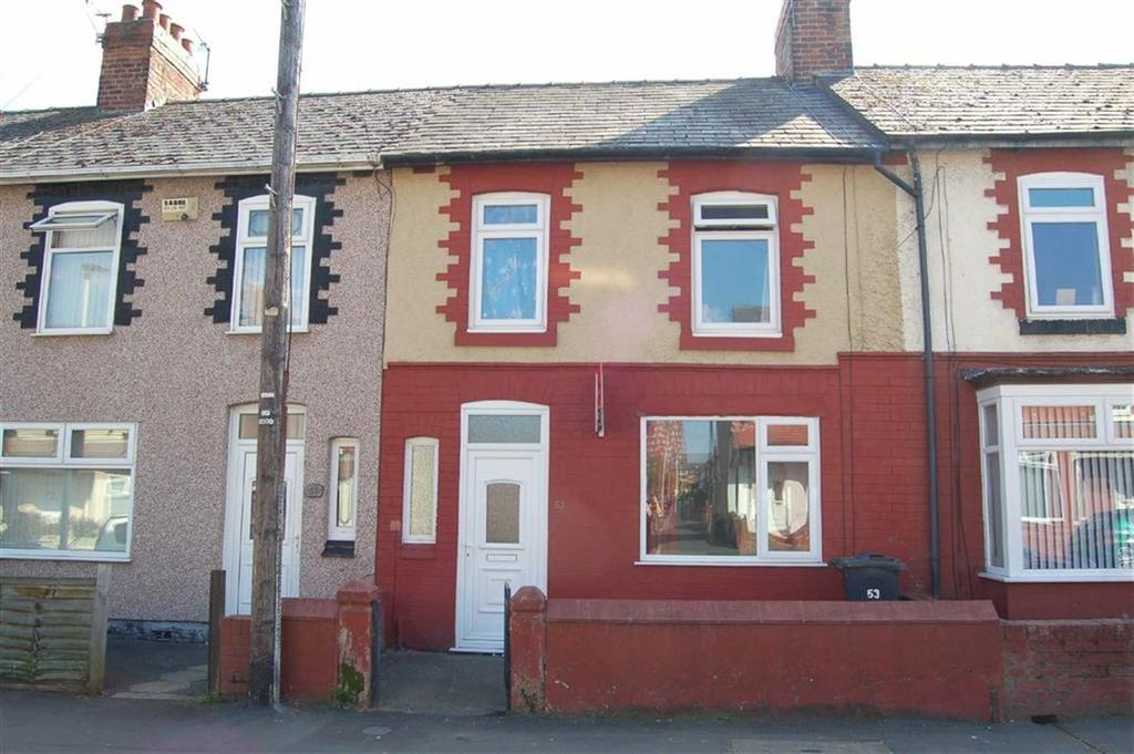 3 Bedrooms Terraced House for sale in Victoria Road, Ellesmere Port