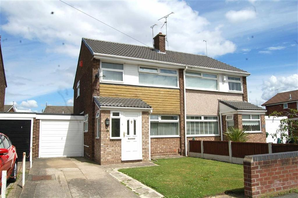 3 Bedrooms Semi Detached House for sale in Wenlock Lane, Great Sutton