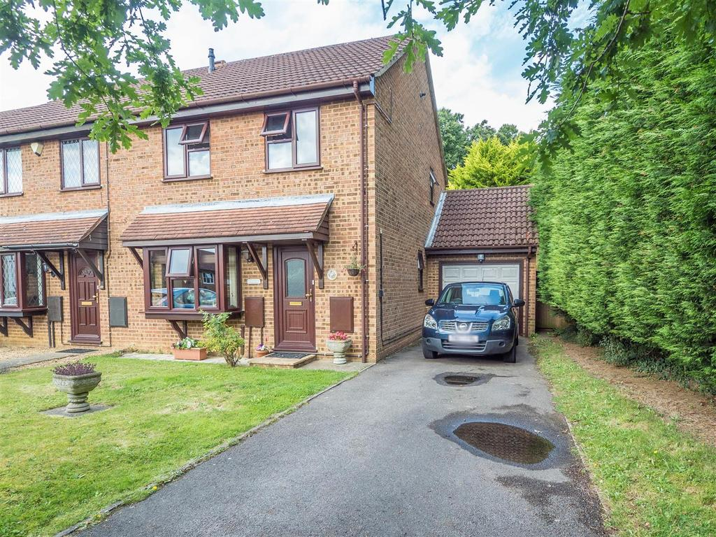 3 Bedrooms End Of Terrace House for sale in Rampion Close, Weavering, Maidstone