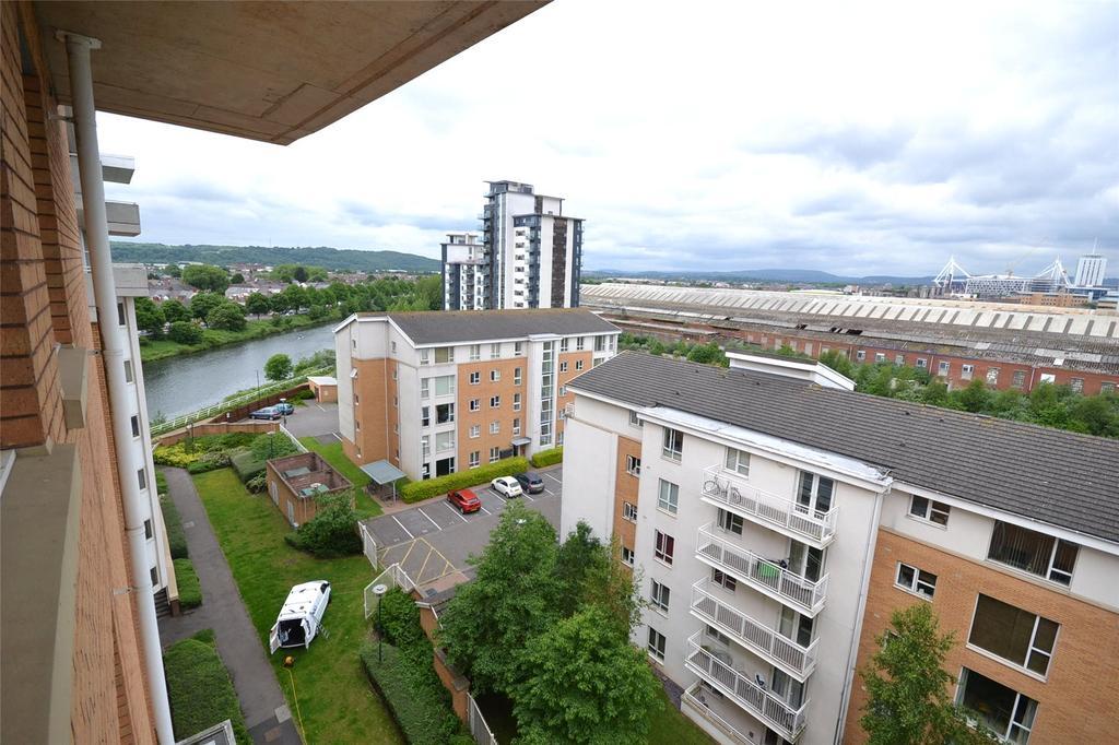1 Bedroom Apartment Flat for sale in Hansen Court, Heol Glan Rheidol, Century Wharf, Cardiff Bay, CF10