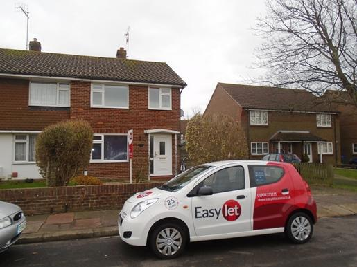 3 Bedrooms End Of Terrace House for rent in Tarring, Worthing