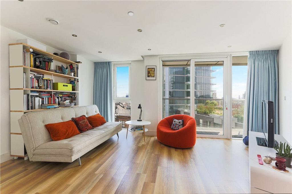 2 Bedrooms Flat for sale in Altitude Point, 71 Alie Street, Aldgate, London, E1