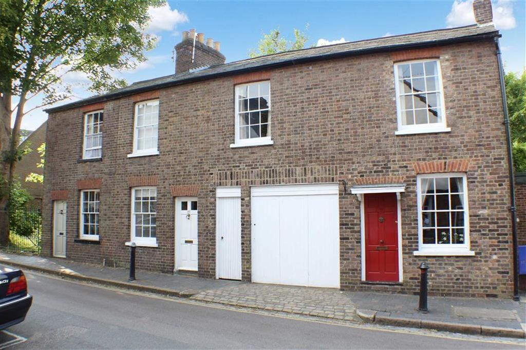 2 Bedrooms Terraced House for sale in Fishpool Street, St Albans, Hertfordshire
