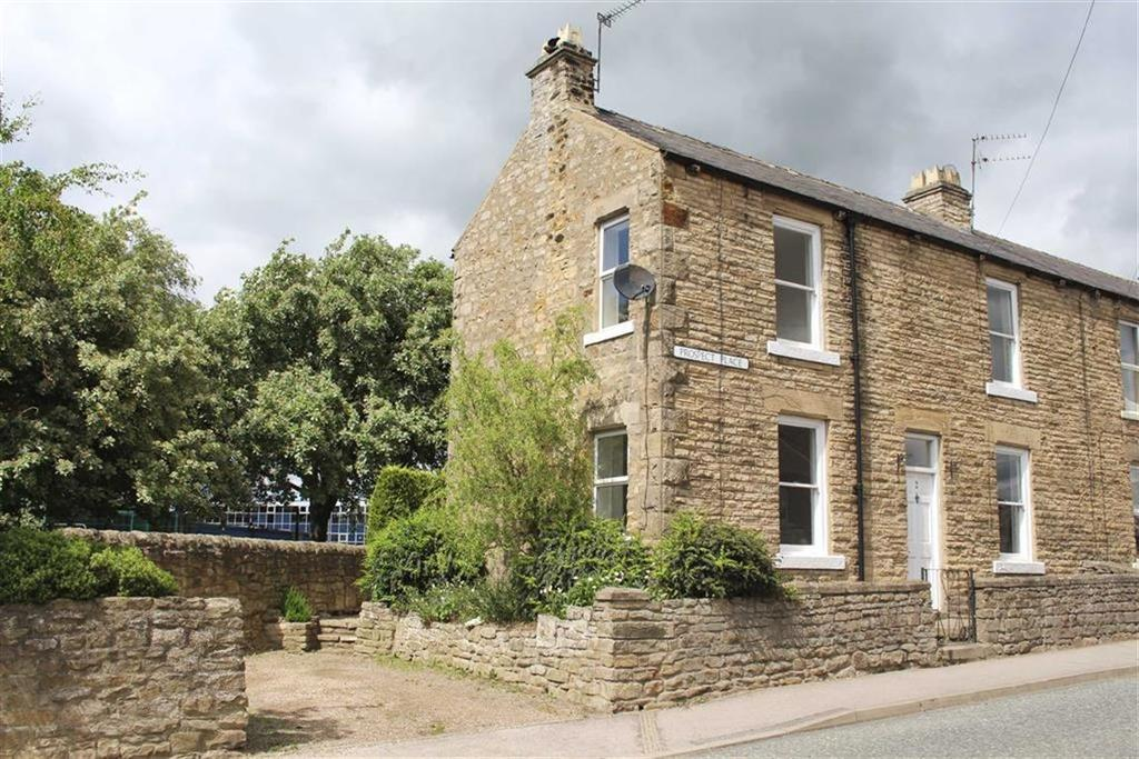 2 Bedrooms Semi Detached House for sale in Prospect Place, Barnard Castle, County Durham