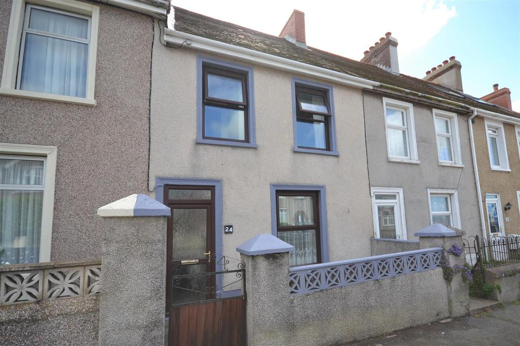 3 Bedrooms Terraced House for sale in Murray Road, Milford Haven