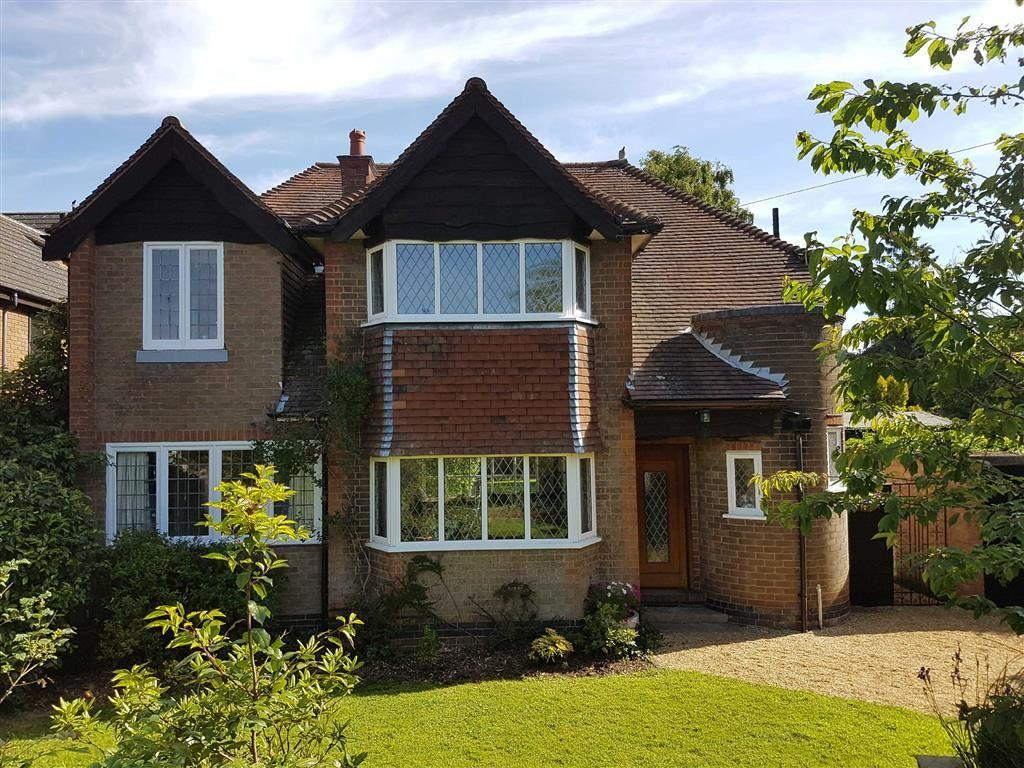 4 Bedrooms Detached House for sale in Station Road, Kirby Muxloe