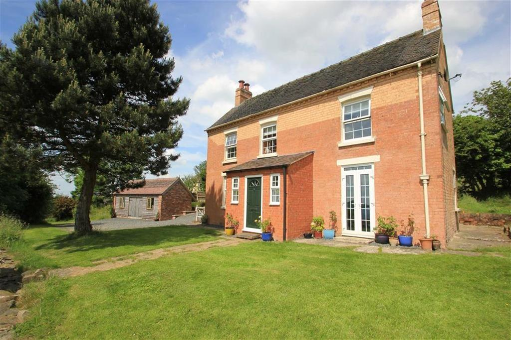 4 Bedrooms Detached House for sale in Dhustone Lane, Clee Hill, Shropshire