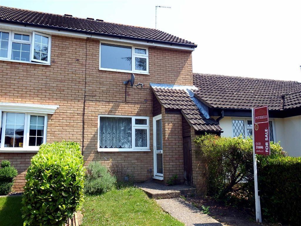 2 Bedrooms Terraced House for sale in Flinders Close, Stevenage, Hertfordshire, SG2