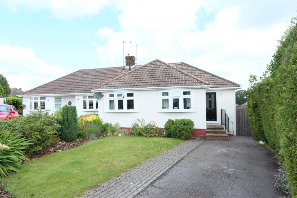 3 Bedrooms Semi Detached Bungalow for sale in Tyne Way, West End SO30