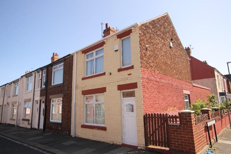 3 Bedrooms End Of Terrace House for sale in Sheriff Street, Hartlepool