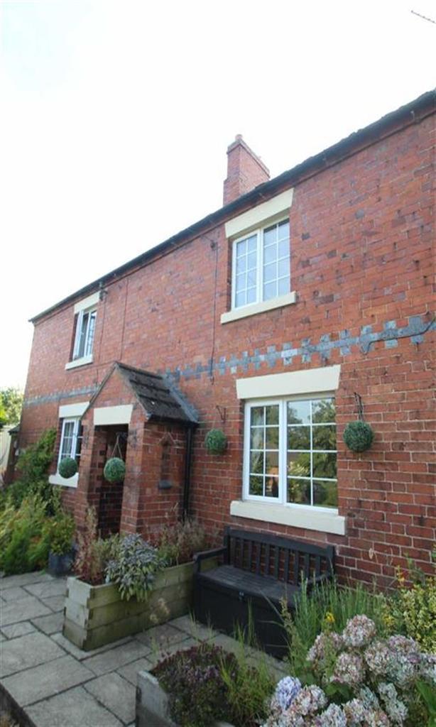3 Bedrooms Terraced House for sale in Prescott Road, Prescott, Shrewsbury