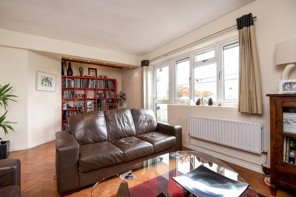 2 Bedrooms Flat for sale in Studley Road, Clapham, SW4