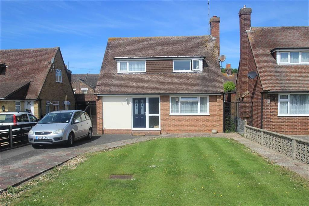 3 Bedrooms Detached House for sale in Norman Close, Littlehampton, West Sussex