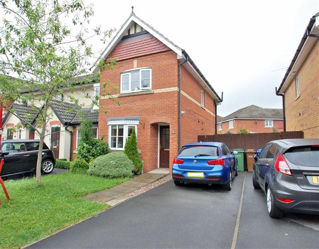 2 Bedrooms End Of Terrace House for sale in Abbeydale Close, Cheadle Hulme, Cheshire