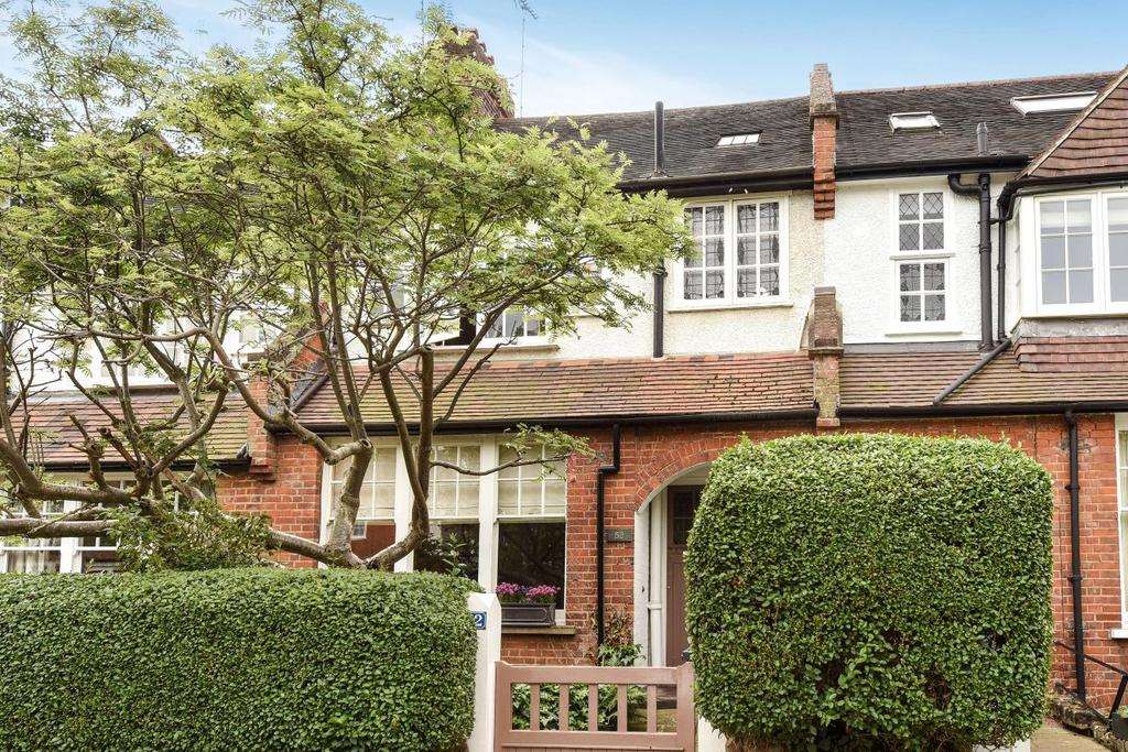 5 Bedrooms Terraced House for sale in Etheldene Avenue, Muswell Hill