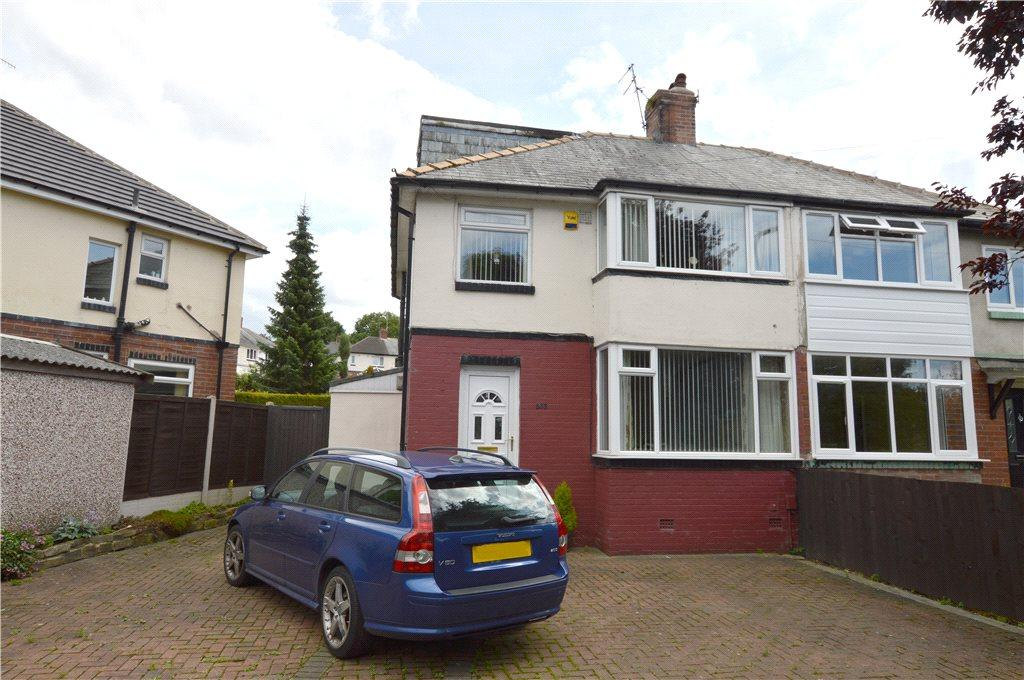 4 Bedrooms Semi Detached House for sale in Leeds Bradford Road, Leeds, West Yorkshire
