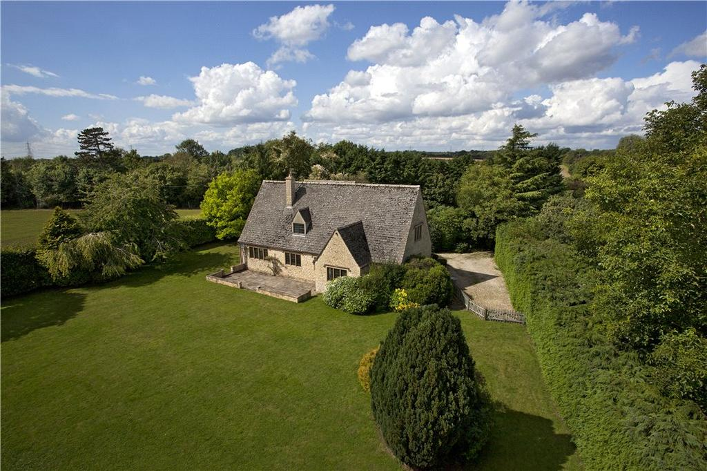 5 Bedrooms Detached House for sale in Broughton Poggs, Filkins, Lechlade, Oxfordshire, GL7