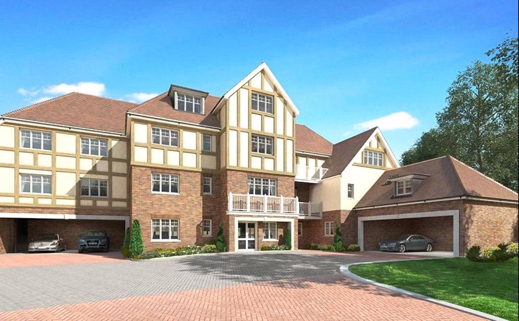 2 Bedrooms House for sale in High Peak, London Road, Sunningdale, Berkshire