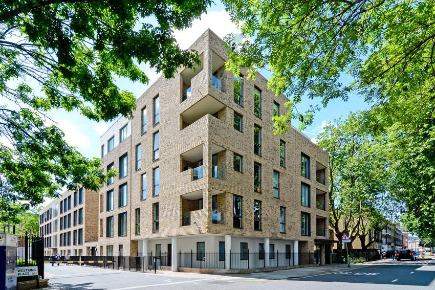 Burleigh House Westking Place Bloomsbury London Wc1h 2 Bed House