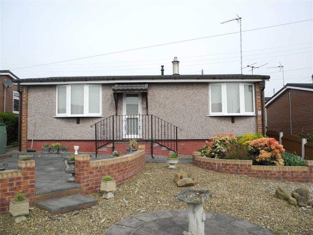 2 Bedrooms Detached Bungalow for sale in Hilltop Estate, South Kirkby, WF9